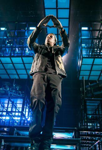 Jay Z In Concert - Auburn Hills, MI
