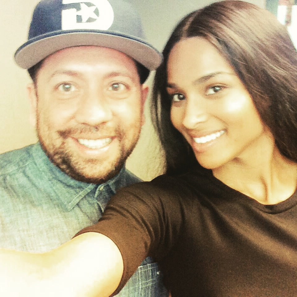 Ciara 979 The Beat Visit