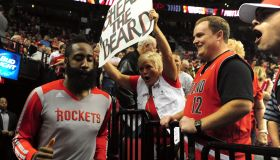 Houston Rockets v Portland Trailblazers - Game Four