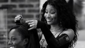 Nicki MInaj Barbershop