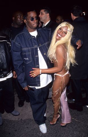Puff Daddy, Lil Kim - 'Interview Magizine 30th Anniversary Presents David LaChapelle's