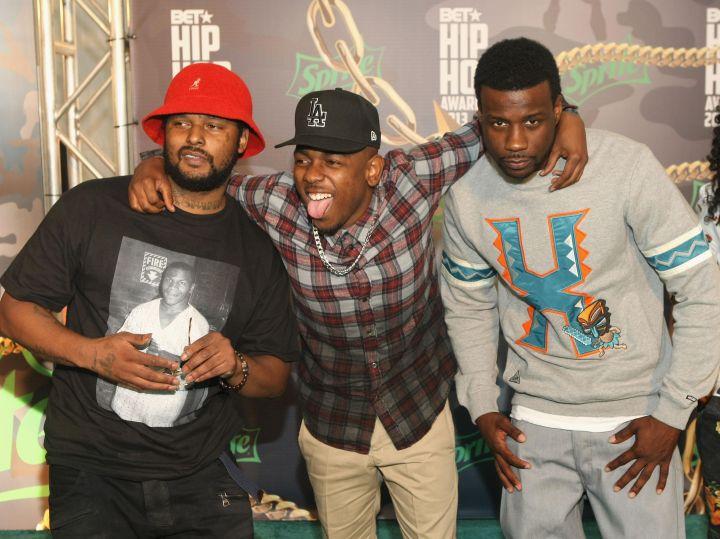 BET Hip Hop Awards 2013 – Red Carpet