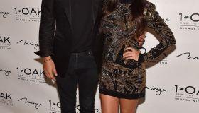 Scott Disick Celebrates His Birthday at 1 OAK Nightclub Las Vegas at The Mirage Hotel & Casino