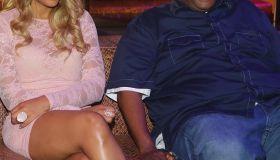 Tamar Braxton Hosts Vanquish Lounge