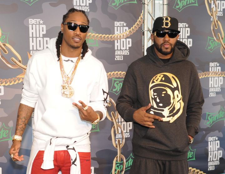 BET Hip Hop Awards 2013 – Arrivals