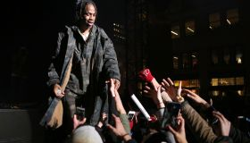 Travi$ Scott performs at Roc City Classic