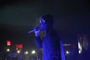 PartyNextDoor performs at Irving Plaza on March 1, 2015 in New York City