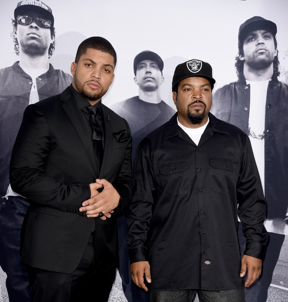 Universal Pictures And Legendary Pictures' Premiere Of 'Straight Outta Compton' - Arrivals