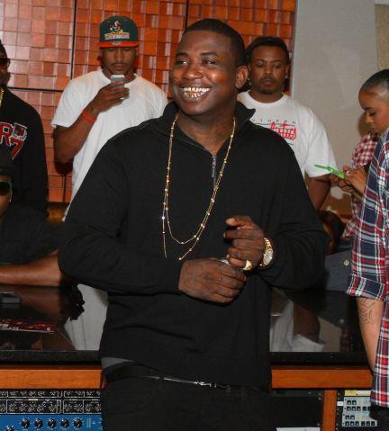Gucci Mane Mixtape Listening Party
