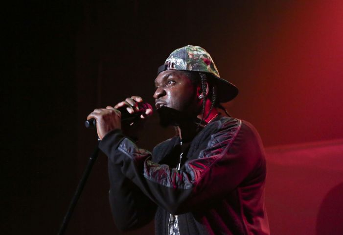 Pusha T In Concert