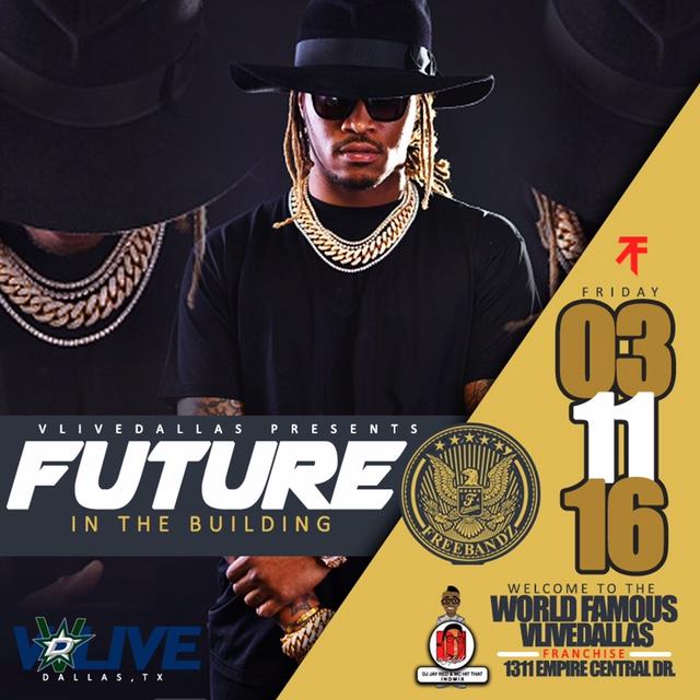V Live Dallas - Future