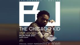 BJ The Chicago Kid Unplugged Ticket Giveaway