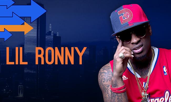 Dub Car Show 2016 Artist Lil Ronny
