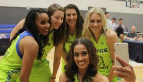 Dallas Wings Media Day 2016 [PHOTOS]