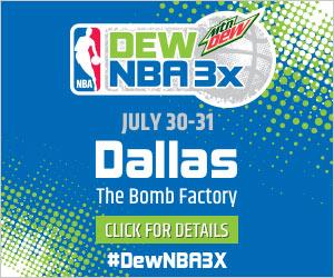 NBA DEW 3X TOUR - Lewis Media