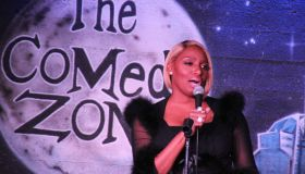 Nene Leakes At The Comedy Zone