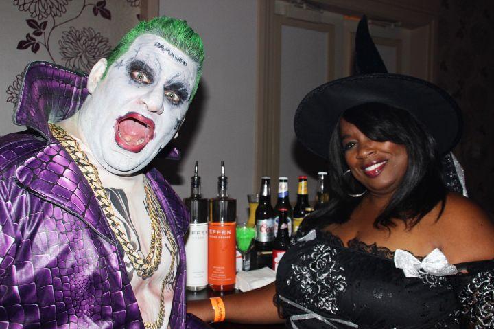 Halloween Bash 2016