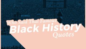 Famous Black History Quotes