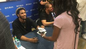 Trey Songz Meet and Greet @ FYE
