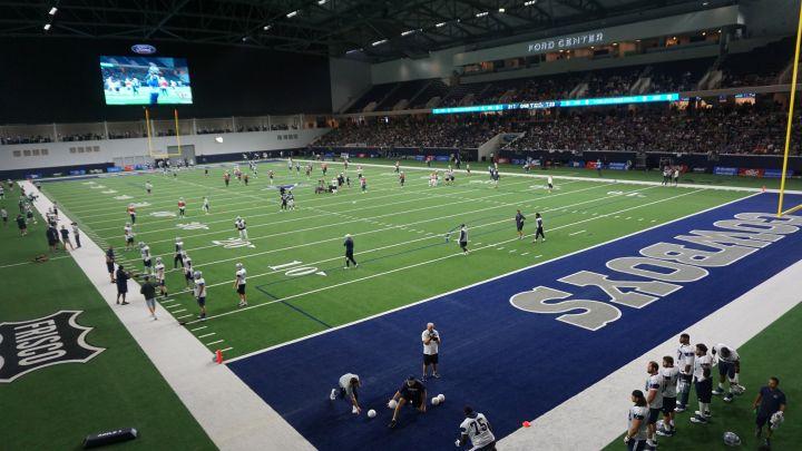 Dallas Cowboys Training Camp