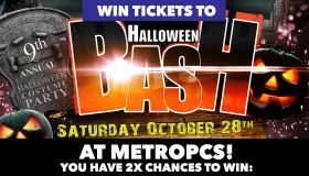 Metro PCS Halloween