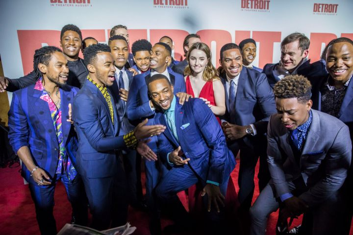 'Detroit' World Premiere