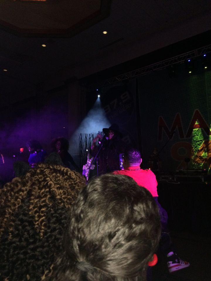 DJ Spinderella at Halloween Bash 2017