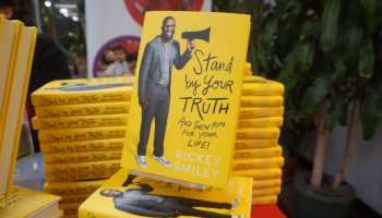 Rickey Smiley - Dallas - Half Price Books