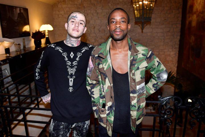 Balmain : After Party - Paris Fashion Week - Menswear Spring/Summer 2018