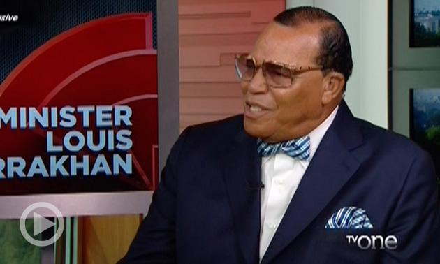 Justice Or Else: Min. Louis Farrakhan Talks #BlackLivesMatter And Young Activists