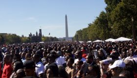 Million Man March Washington 2015