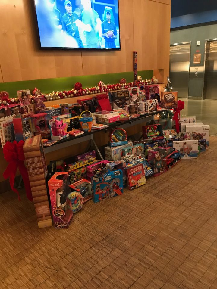 Dallas Chapter of Delta's Toy Drive