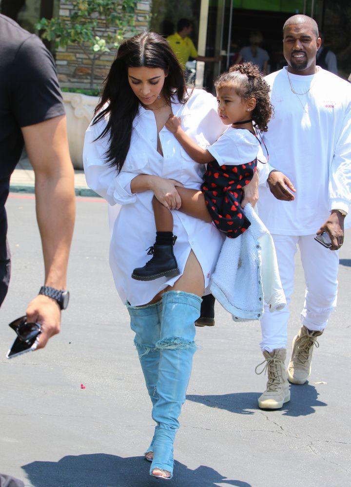 Celebrity Sightings In Los Angeles – June 25, 2016