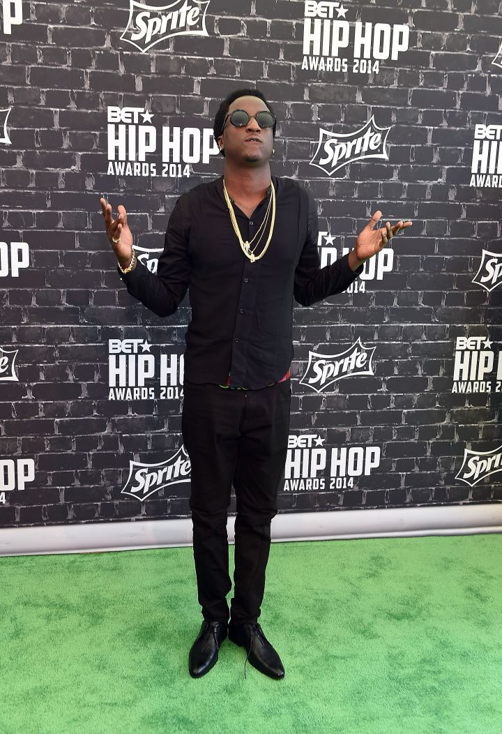 BET Hip Hop Awards 2014 – Arrivals