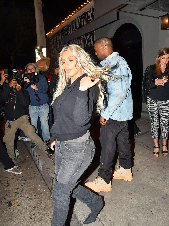 Celebrity Sightings In Los Angeles – January 12, 2018
