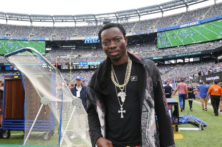 Celebrities Attend Los Angeles Chargers vs New York Giants - October 8, 2017