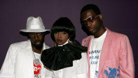 BET Awards 05 - Backstage