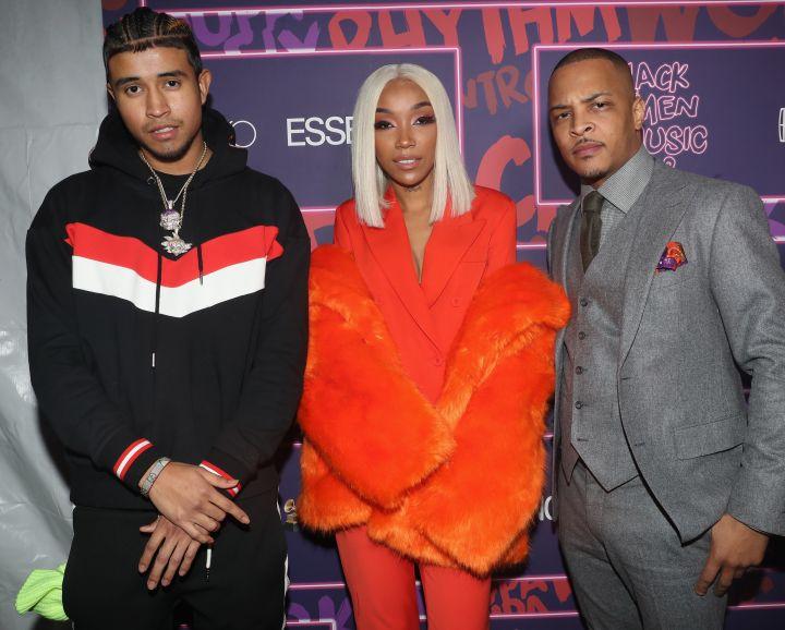 Essence 9th Annual Black Women In Music – Arrivals