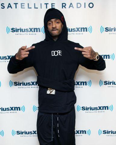 Celebrities Visit SiriusXM Studios - October 22, 2013