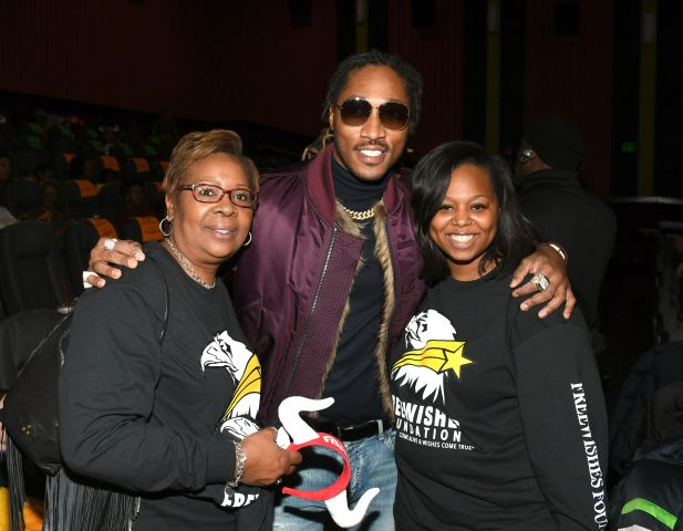 FERDINAND Special Screening Hosted by Future & FreeWishes Foundation in Snowy Atlanta