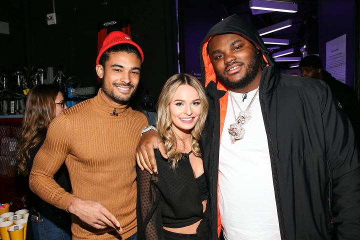 Celebrities Visit MTV TRL – January 15, 2018
