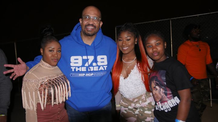 Taylor Girlz at 97.9 The Beat's Spring Fest 2018