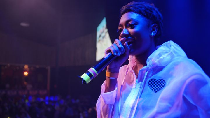 Jazzi Black at 97.9 The Beat's Spring Fest 2018
