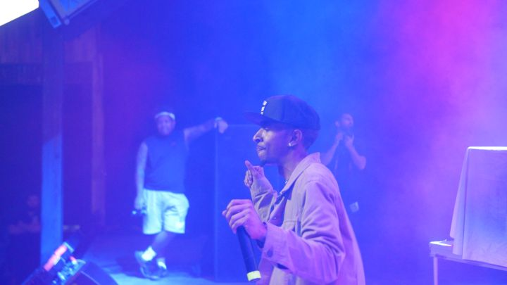 Pskillz at 97.9 The Beat's Spring Fest 2018