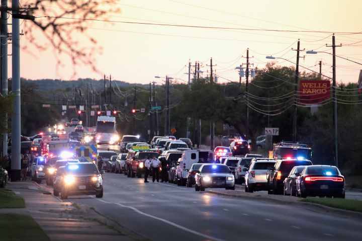 Austin, Texas Terrorized By Series Of Package Bombs