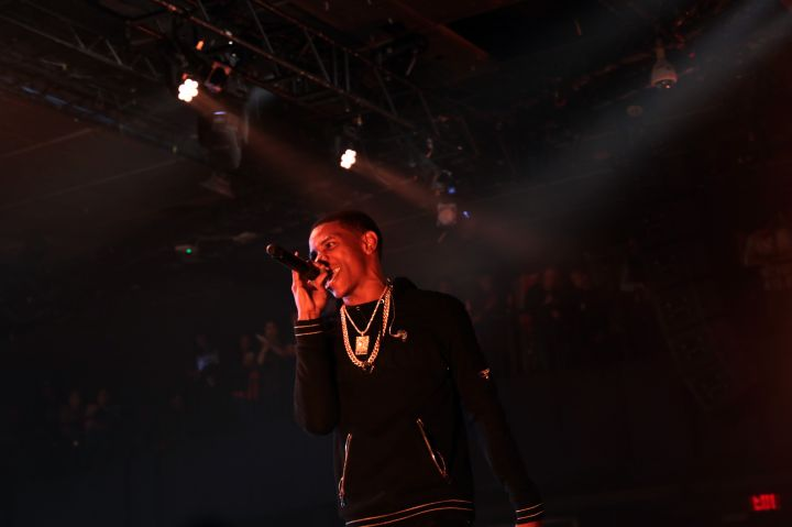 A Boogie Wit Da Hoodie In Concert – New York, NY