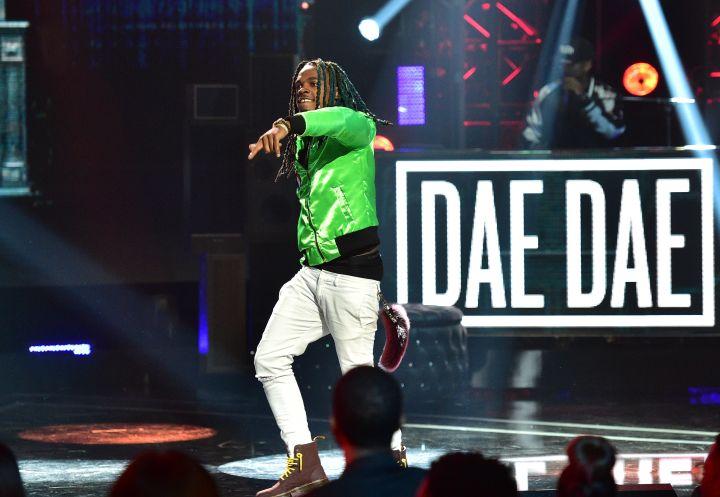 BET Hop Hop Awards 2016 – Inside
