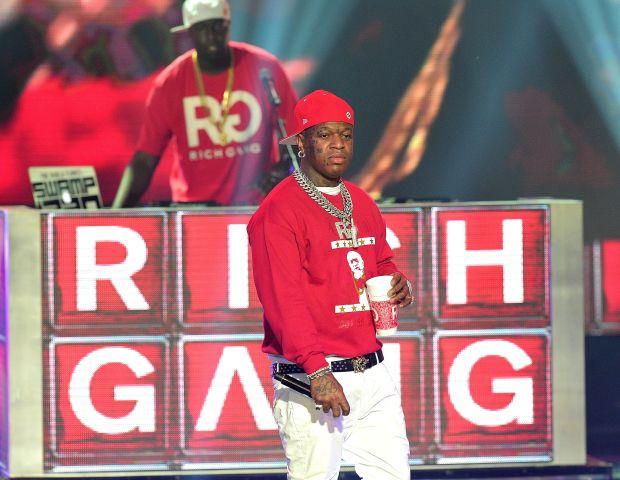 2014 BET Hip Hop Awards - Show