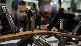 Italy's Leading Arms And Ammunition Show Takes Place In Vicenza
