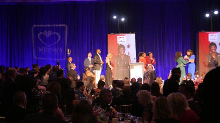 Oprah Winfrey As Keynote Speaker At Minnie's Food Pantry 10th Annual Gala
